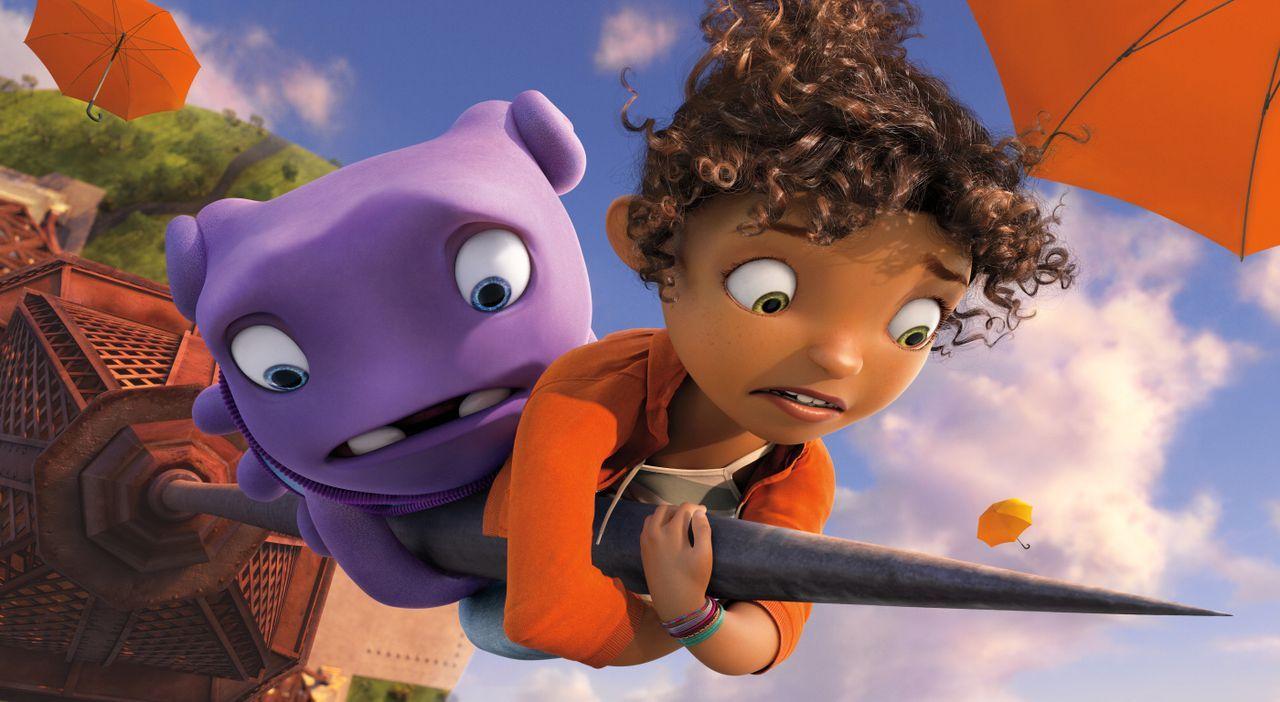 Home-Ein-smektakularer-Trip-3-2014 DreamWorks Animation L.L.C. - Bildquelle: 2014 DreamWorks Animation L.L.C.