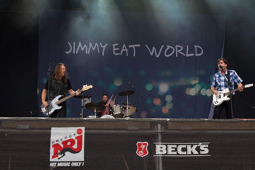 Jimmy Eat World_ (1) - Bildquelle: ProSieben