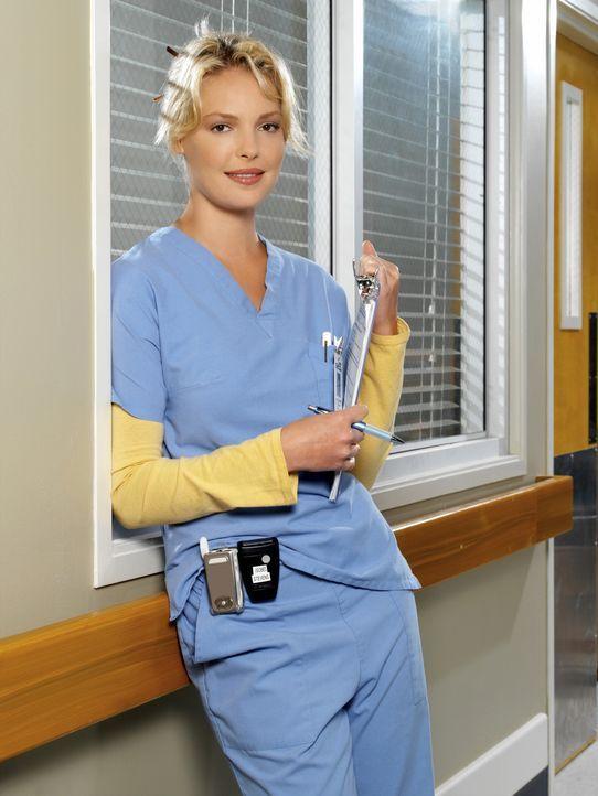 (2. Staffel) - Für Dr. Isobel 'Izzie' Stevens (Katherine Heigl) liegt nicht selten Freud und Leid eng nebeneinander ... - Bildquelle: Touchstone Television