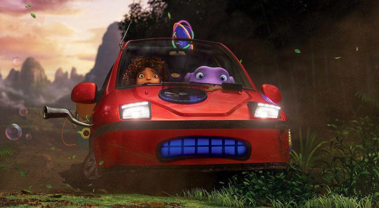 HOME-Ein-Smektakulaerer-Trip-01-DreamWorks-Animation-LLC - Bildquelle: DreamWorks Animation L.L.C.