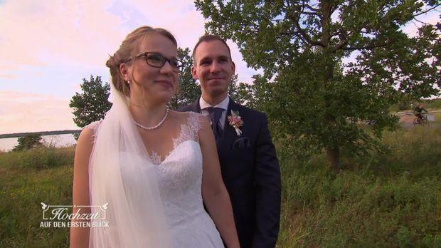 Hochzeit Auf Den Ersten Blick Video Harmonie Und Glucksgefuhle 7tv