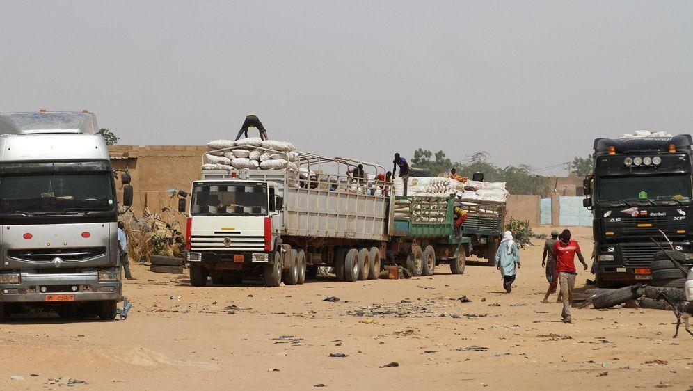 Deutscher Entwicklungshelfer im Niger entführt - Bildquelle: dpa (Symbolbild)