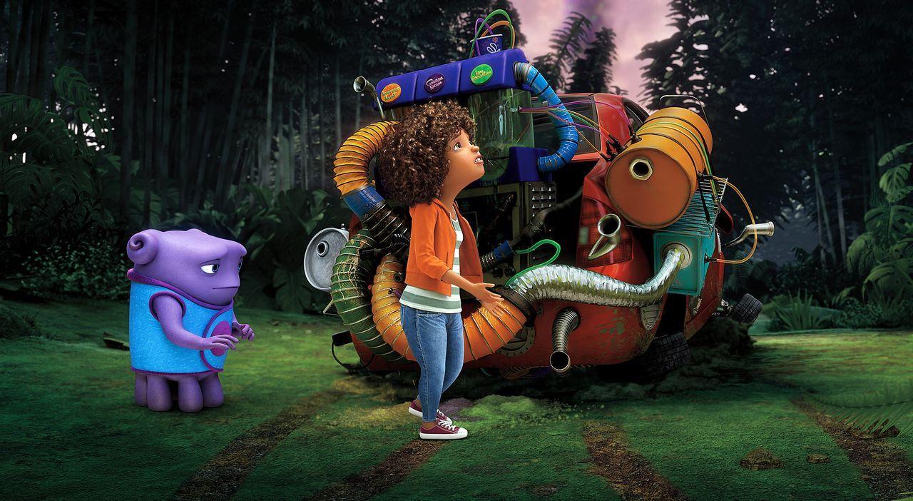 HOME-Ein-Smektakulaerer-Trip-02-DreamWorks-Animation-LLC - Bildquelle: DreamWorks Animation L.L.C.