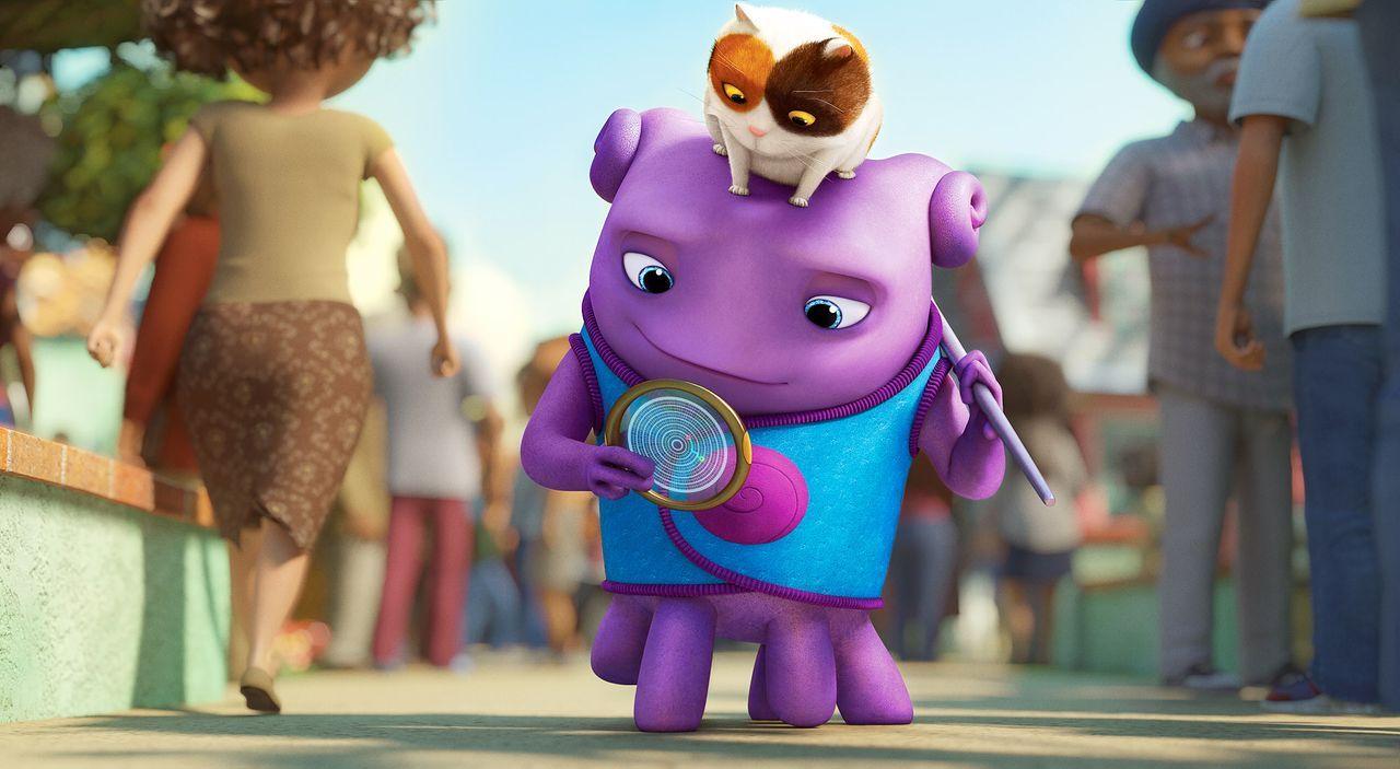 HOME-Ein-Smektakulaerer-Trip-06-DreamWorks-Animation-LLC - Bildquelle: DreamWorks Animation L.L.C.