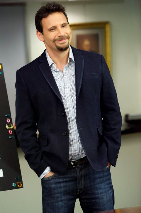 Ist mit seinem Leben und Dallas sehr zufrieden: George (Jeremy Sisto) ... - Bildquelle: Warner Brothers