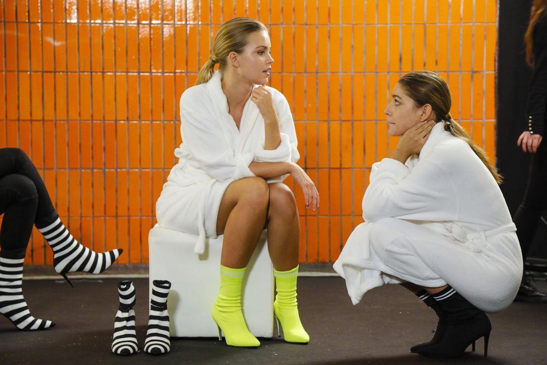 P7_GNTM2019_F1_1529884-Kim-Bianca - Bildquelle: ProSieben/Richard Hübner