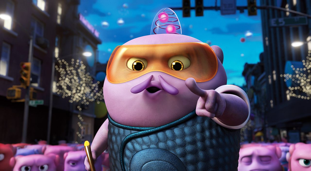 HOME-Ein-Smektakulaerer-Trip-11-DreamWorks-Animation-LLC - Bildquelle: DreamWorks Animation L.L.C.