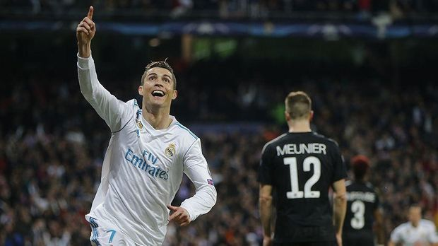 Ronaldo trifft doppelt bei Reals Sieg
