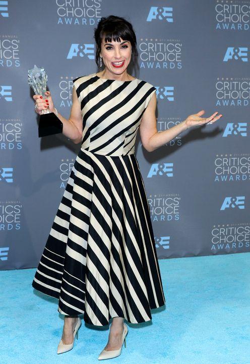 Critcs-Choice-Awards-160117-Constance-Zimmer-Award-getty-AFP - Bildquelle: getty-AFP