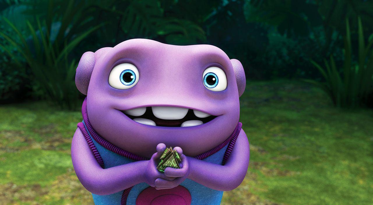 HOME-Ein-Smektakulaerer-Trip-04-DreamWorks-Animation-LLC - Bildquelle: DreamWorks Animation L.L.C.