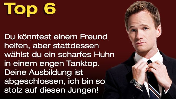 Countdown-BarneySprueche-Top06 - Bildquelle: twentieth Century Fox and all of its entities all rights reserved