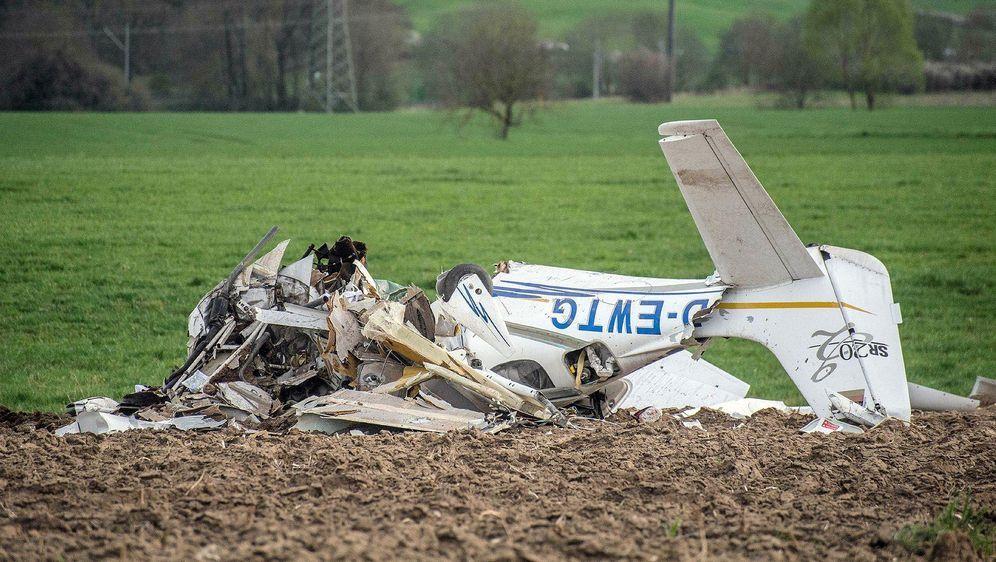 Tote bei Kleinflugzeug-Crash - Bildquelle: Sdmg/Kohls/SDMG/dpa