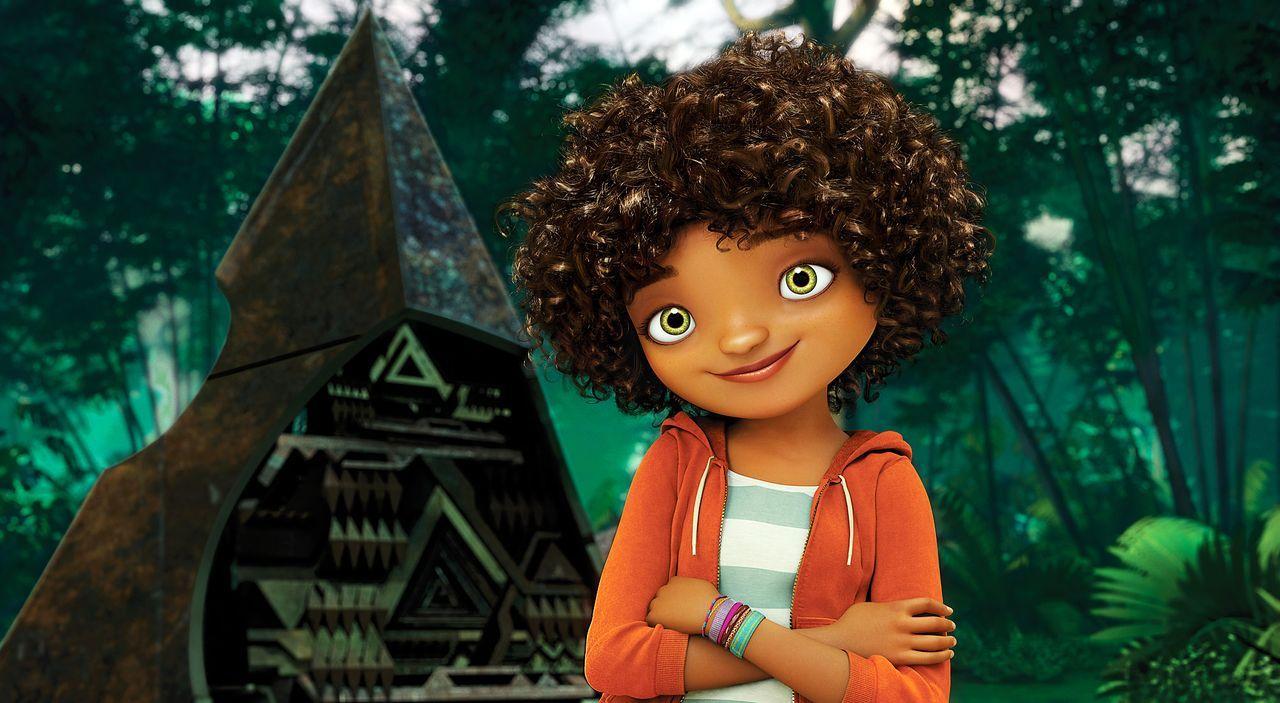 HOME-Ein-Smektakulaerer-Trip-05-DreamWorks-Animation-LLC - Bildquelle: DreamWorks Animation L.L.C.