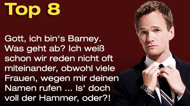Countdown-BarneySprueche-Top08 - Bildquelle: twentieth Century Fox and all of its entities all rights reserved