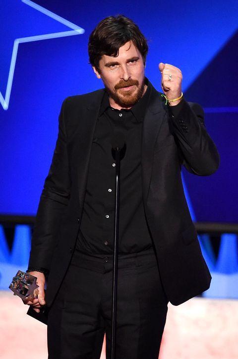 Critcs-Choice-Awards-160117-Christian-Bale-Award-getty-AFP - Bildquelle: getty-AFP