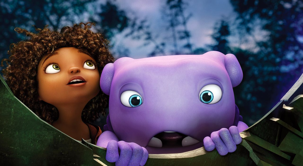 HOME-Ein-Smektakulaerer-Trip-03-DreamWorks-Animation-LLC - Bildquelle: DreamWorks Animation L.L.C.