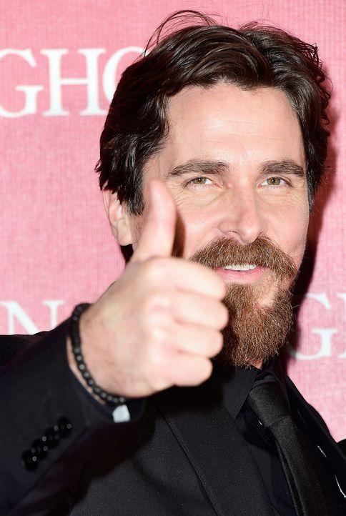 Christian-Bale-160102-getty-AFP - Bildquelle: getty-AFP