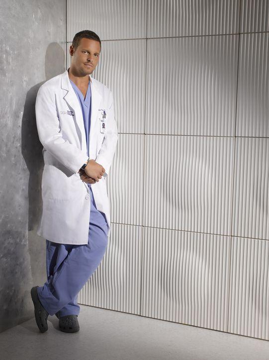(6. Staffel) - Wird auf eine harte Probe gestellt: Dr. Alex Karev (Justin Chambers) ... - Bildquelle: Touchstone Television