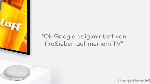 Google Home taff
