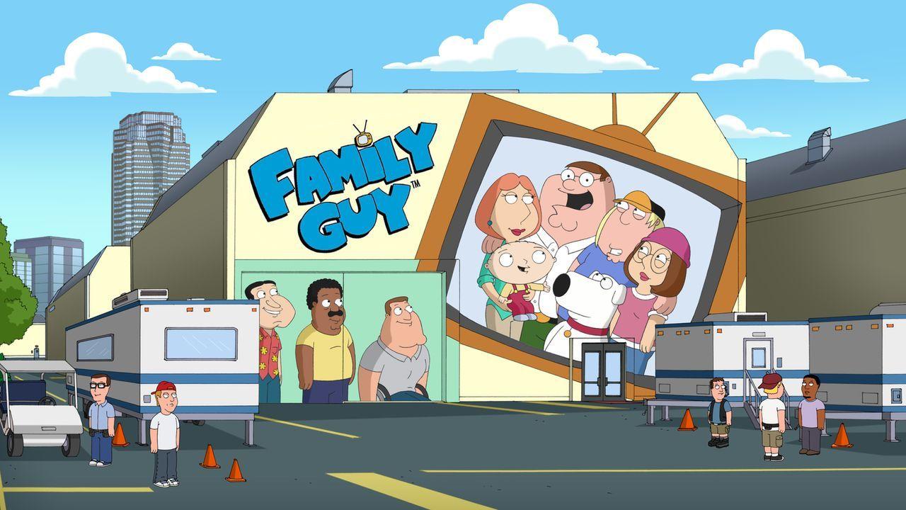 Durch einen überraschenden Zwischenfall wird sich an der Besetzung der bisherigen Family Guy Serie bald etwas ändern ... - Bildquelle: 2016-2017 Fox and its related entities.  All rights reserved.