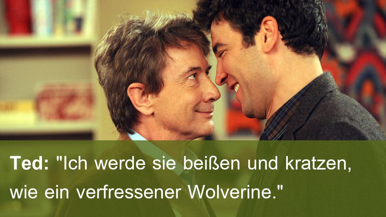 Zitate How I Met Your Mother Staffel