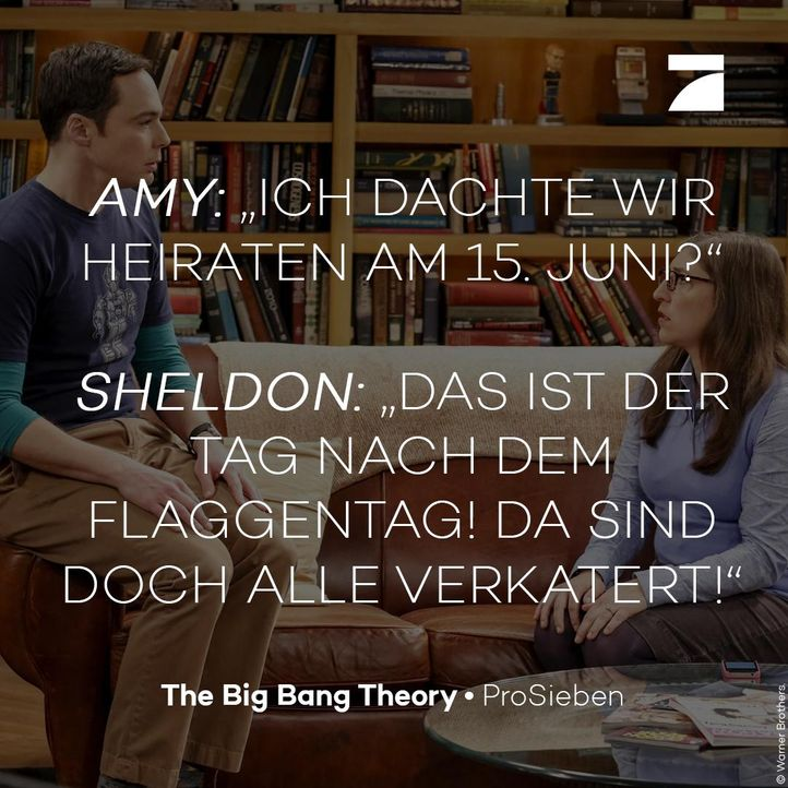 Staffel 11 Episode 3 - Amy und Sheldon - Bildquelle: Warner Bros. Television