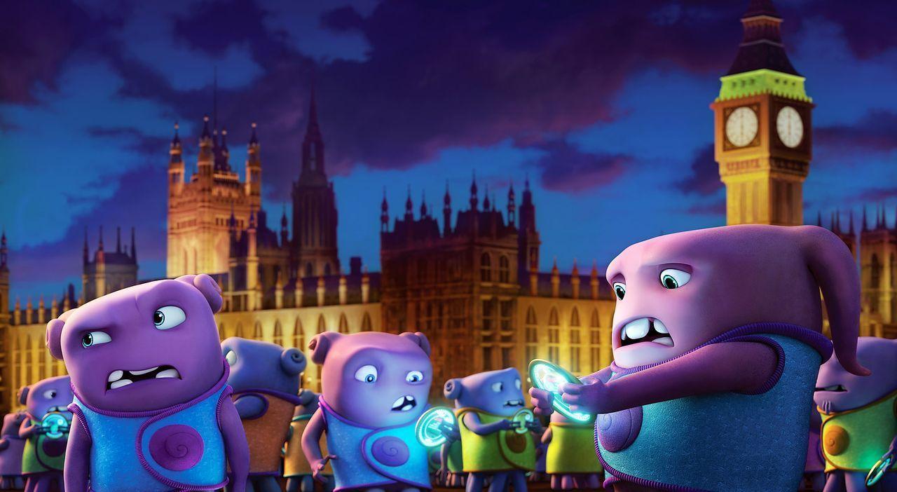 HOME-Ein-Smektakulaerer-Trip-10-DreamWorks-Animation-LLC - Bildquelle: DreamWorks Animation L.L.C.