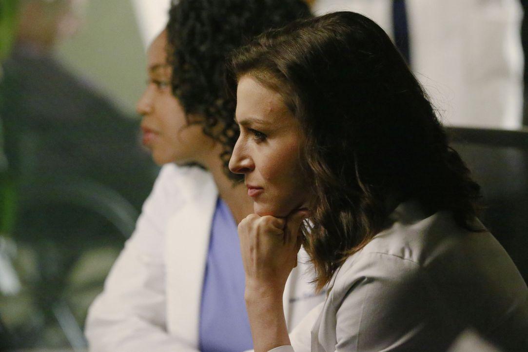 Arbeiten zusammen, um Leben zu retten: Amelia (Caterina Scorsone, r.) und Stephanie (Jerrika Hinton, l.) ... - Bildquelle: ABC Studios