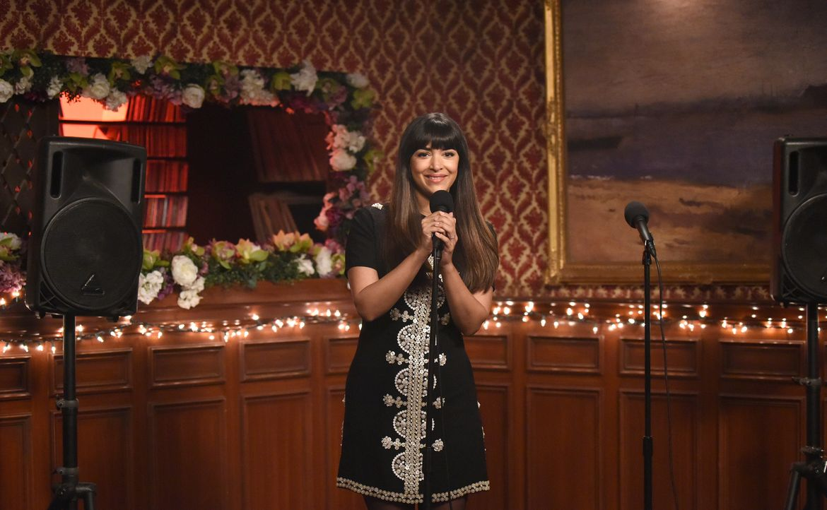 Cece (Hannah Simone) wünscht ihrer besten Freundin eine wunderschöne Hochzeitsfeiert, doch nichts läuft wie geplant ... - Bildquelle: Ray Mickshaw 2018 Fox and its related entities.  All rights reserved.