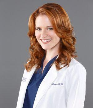 Sarah Drew - April Kepner