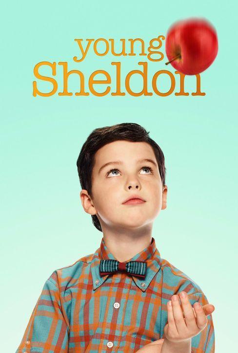 (2. Staffel) - Young Sheldon - Artwork - Bildquelle: Warner Bros.