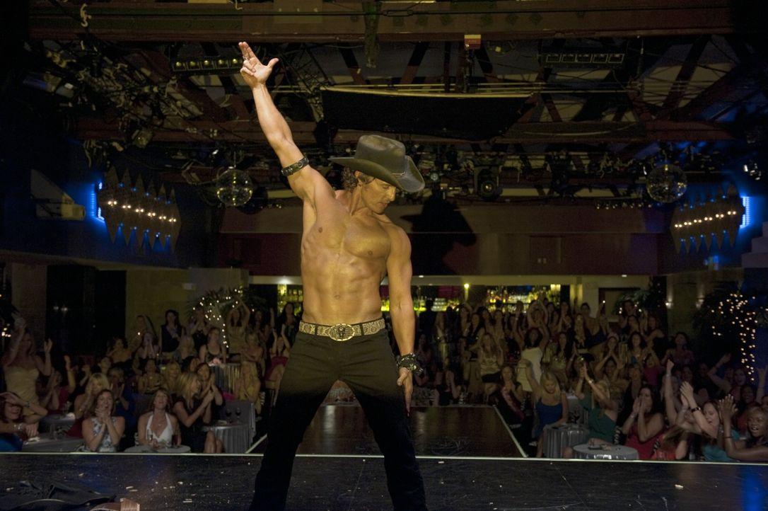 """Dallas (Matthew McConaughey) leitet den Stripclub """"Xquisite"""" in Florida und kennt alle Tricks, um die Damenwelt in Wallung zu bringen. Nebenbei ist... - Bildquelle: 2012 The Estate of Redmond Barry LLC. All rights reserved"""