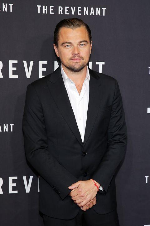 Leonardo-DiCaprio-160106-getty-AFP - Bildquelle: getty-AFP