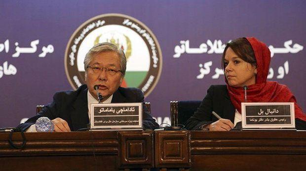 2017 wieder mehr als 10 000 zivile Opfer in Afghanistan