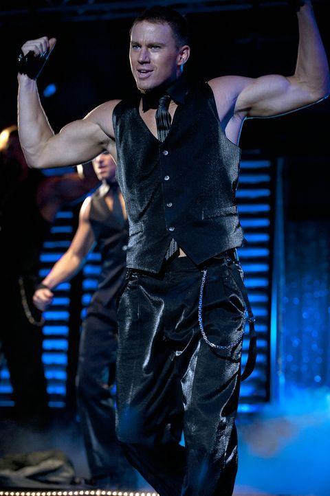 Magic Mike (Channing Tatum) ist professioneller Stripper - der beste seiner Zunft. Dennoch träumt er davon, als Möbeldesigner seinen Unterhalt zu ve... - Bildquelle: 2012 The Estate of Redmond Barry LLC. All rights reserved