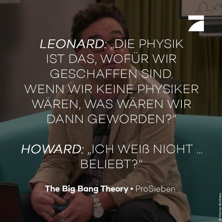 Staffel 11 Episode 2 - Leonard und Howard - Bildquelle: Warner Bros. Television