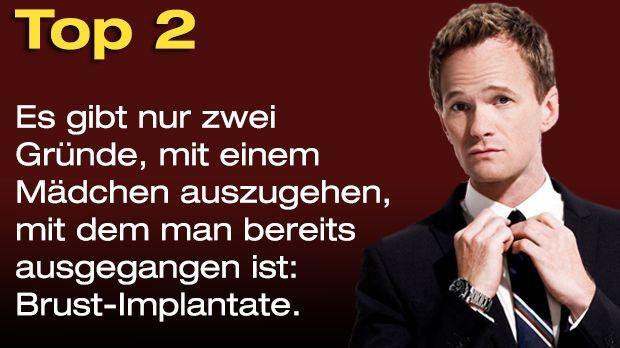 Countdown-BarneySprueche-Top02 - Bildquelle: twentieth Century Fox and all of its entities all rights reserved