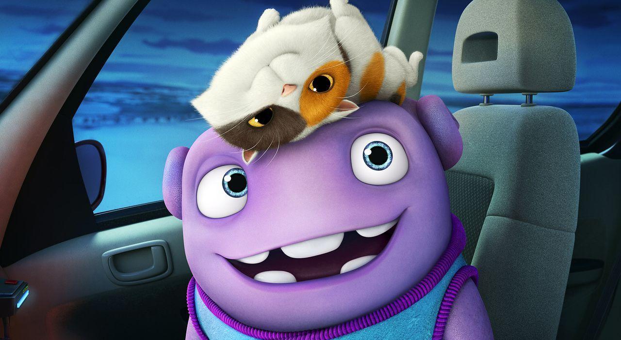 HOME-Ein-Smektakulaerer-Trip-13-DreamWorks-Animation-LLC - Bildquelle: DreamWorks Animation L.L.C.