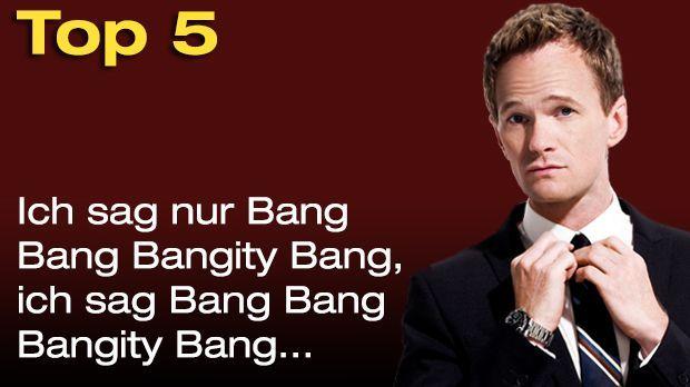 Countdown-BarneySprueche-Top05 - Bildquelle: twentieth Century Fox and all of its entities all rights reserved