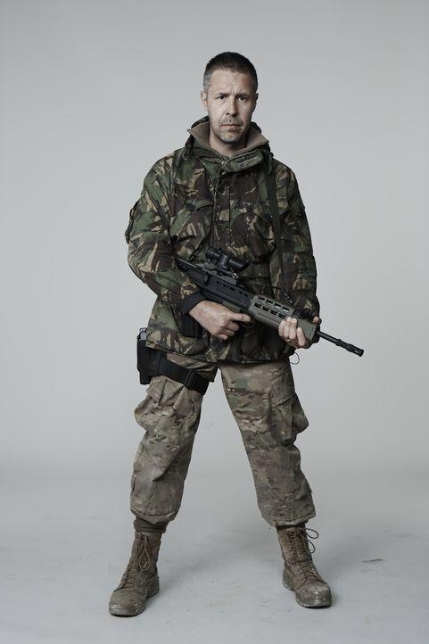 Sgt Eddie Parks (Paddy Considine) - Bildquelle: SquareOne Entertainment.