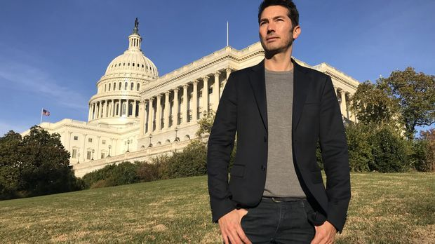 Stefan Gödde in Washington DC