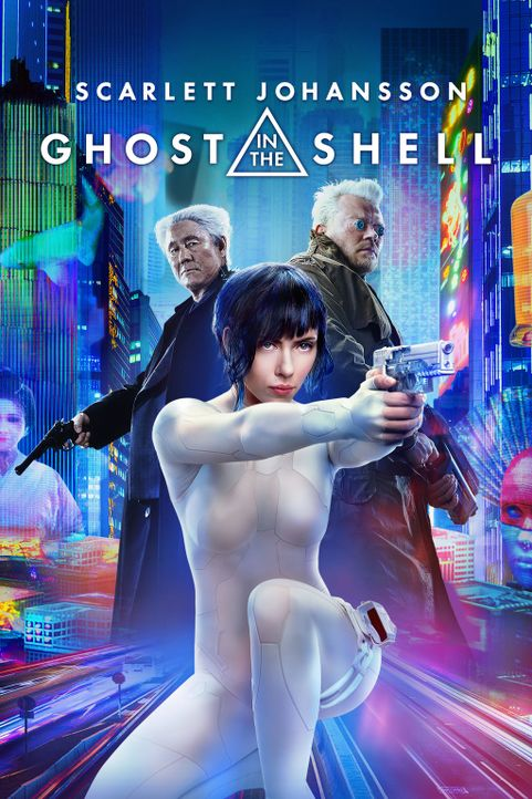 Ghost in the Shell - Artwork - Bildquelle: 2017 Paramount Pictures. All Rights Reserved.