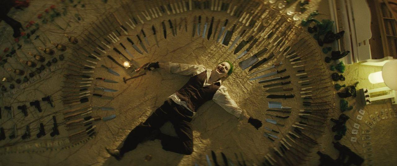 Der Joker (Jared Leto) - Bildquelle: Warner Bros.