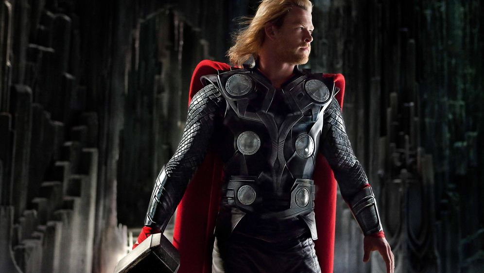 Thor - Bildquelle: 2011 MVLFFLLC. TM &   2011 Marvel. All Rights Reserved.