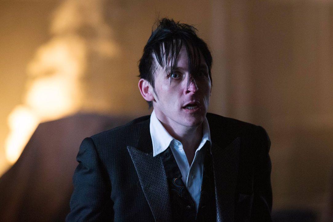 Der Bandenkrieg in Gotham City eskaliert immer mehr. Oswald Cobblepot (Robin Lord Taylor) versucht weiter die Herrschaft über die Stadt zu erlangen.... - Bildquelle: Warner Bros. Entertainment, Inc.