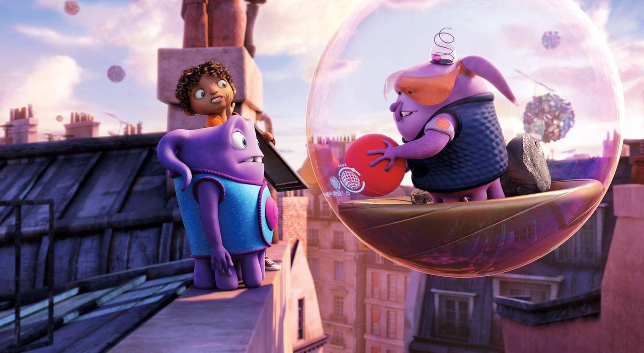 HOME-Ein-Smektakulaerer-Trip-16-DreamWorks-Animation-LLC - Bildquelle: DreamWorks Animation L.L.C.