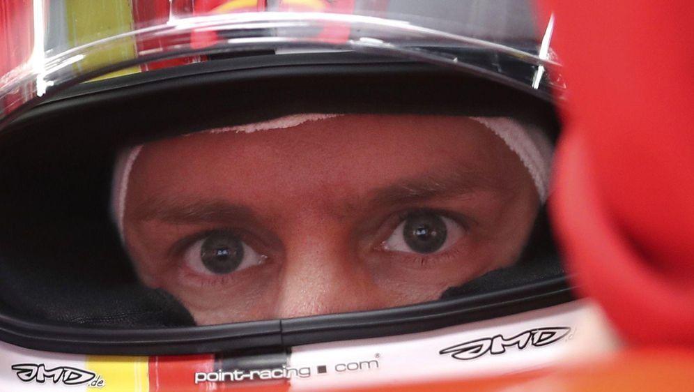 Vettel in Shanghai-Spektakel nur Achter - Bildquelle: dpa