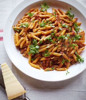 Chicoree Salat Rezept Jamie Oliver