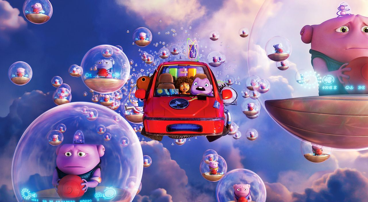 HOME-Ein-Smektakulaerer-Trip-17-DreamWorks-Animation-LLC - Bildquelle: DreamWorks Animation L.L.C.