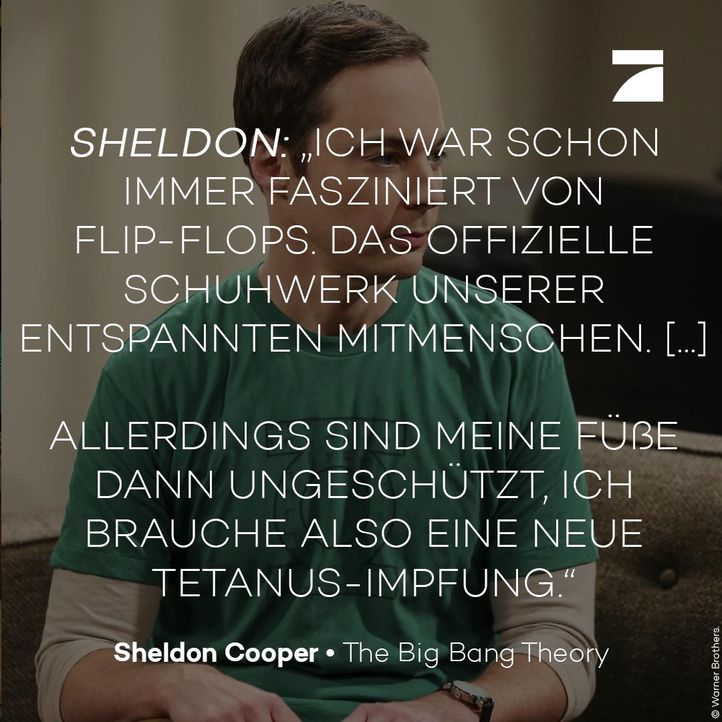 Staffel 11 Episode 3 - Sheldon - Bildquelle: Warner Bros. Television